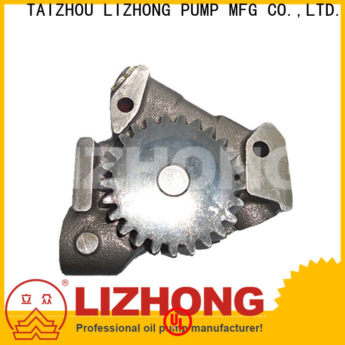 LIZHONG multi function oil pump on sale for trunk