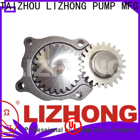 LIZHONG oil pump on sale for vehicle