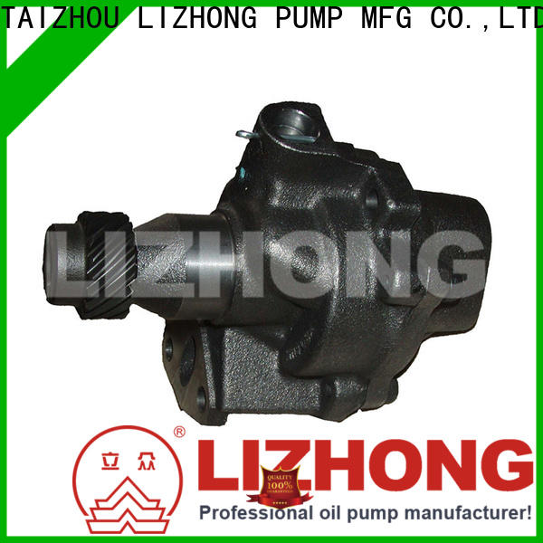 LIZHONG rotor oil pump supplier for vehicle