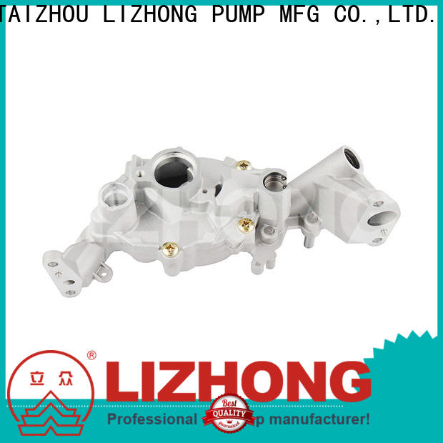 durable gear type oil pump supplier for trunk