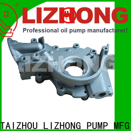 LIZHONG long lasting oil pump manufacturers at discount for vehicle