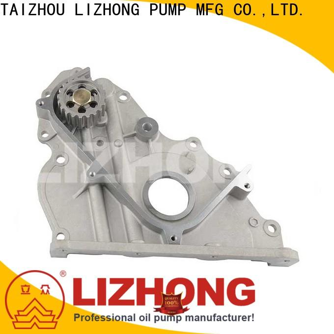 LIZHONG oil pump manufacturer wholesale for vehicle