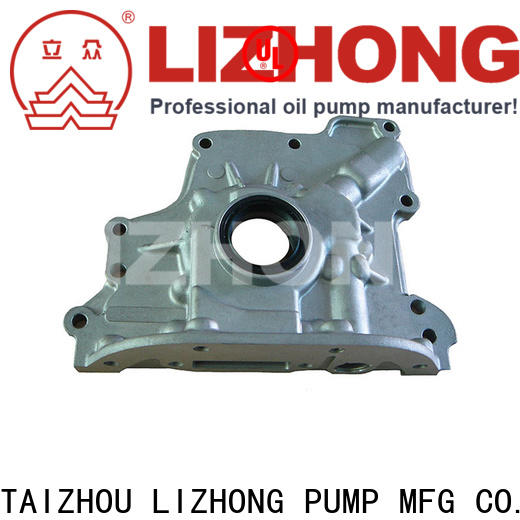 LIZHONG durable oil pump types at discount for car