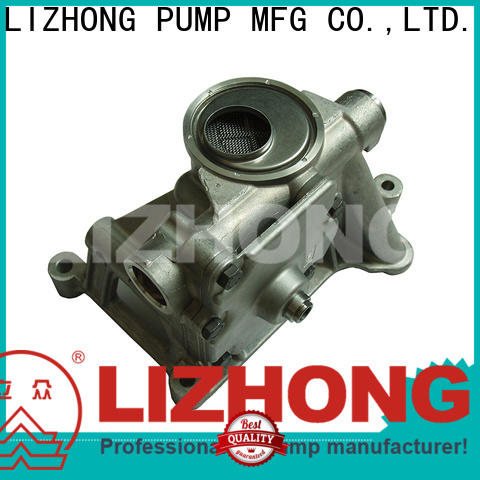 professional engine oil pumps supplier for car