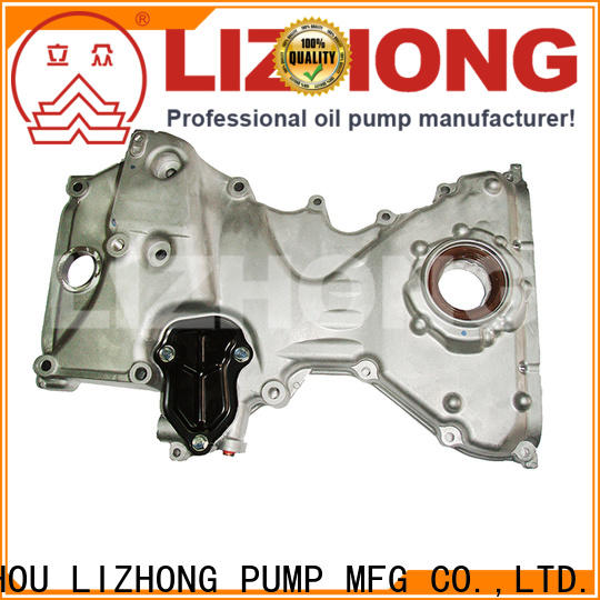 LIZHONG oil pump cost at discount for off-road vehicle