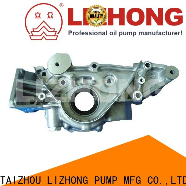 LIZHONG gear oil pump supplier for off-road vehicle
