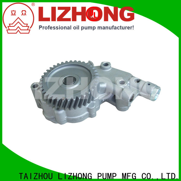 LIZHONG good quality gearbox oil pump promotion for trunk