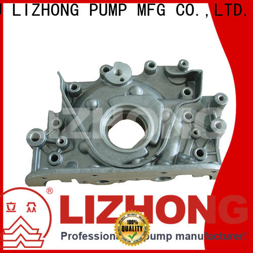 LIZHONG durable engine oil pump at discount for off-road vehicle