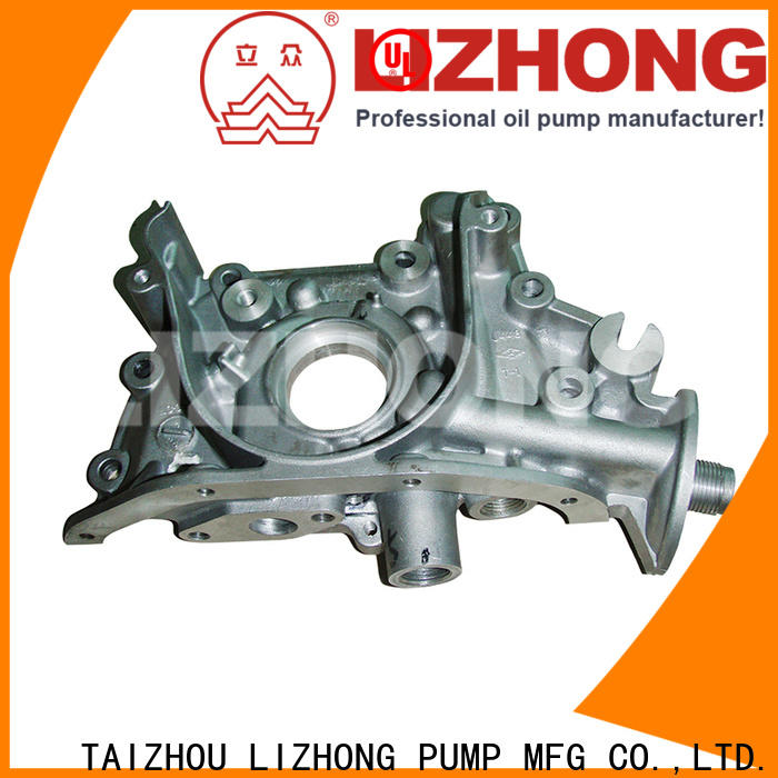LIZHONG long lasting car engine oil pump promotion for vehicle