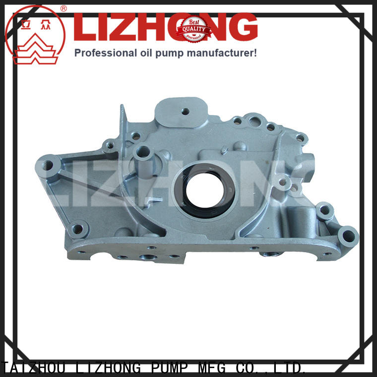 durable oil pump manufacturers at discount for vehicle