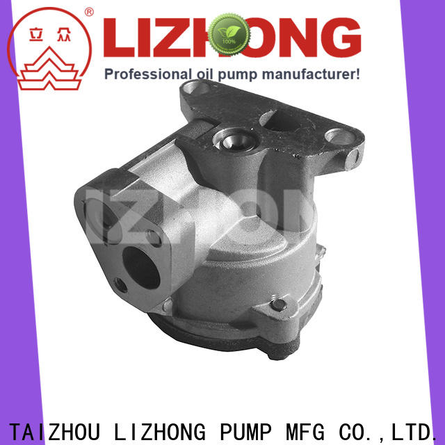 durable oil pumps supplier for trunk
