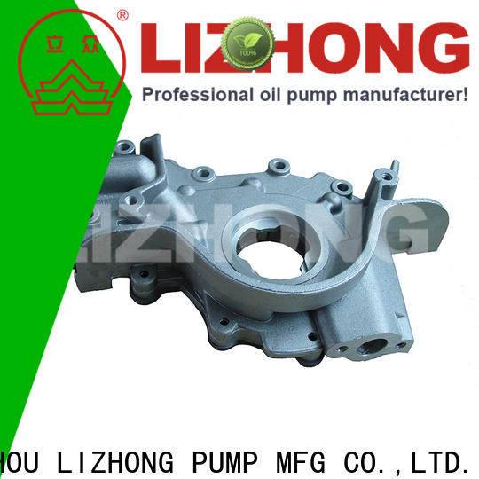 LIZHONG professional car engine oil pump at discount