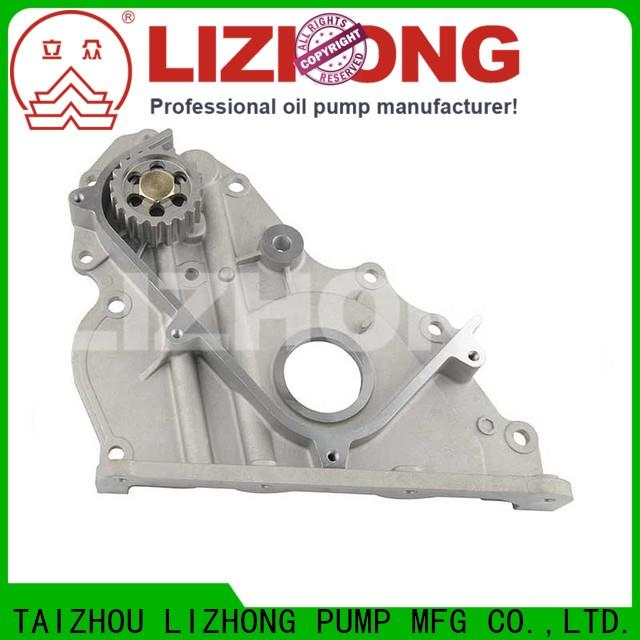 LIZHONG good quality oil pumps supplier for vehicle