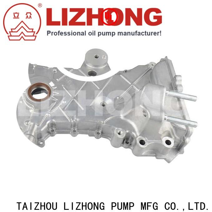 LIZHONG professional engine oil pumps supplier for off-road vehicle