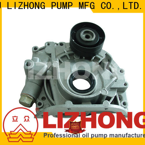 LIZHONG good quality oil pump manufacturer supplier for off-road vehicle