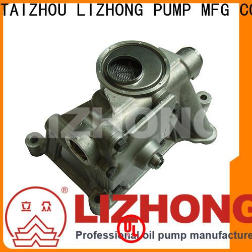 LIZHONG durable oil pumps manufacturers supplier for trunk