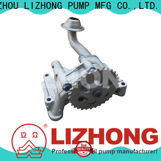 LIZHONG gearbox oil pump at discount for off-road vehicle