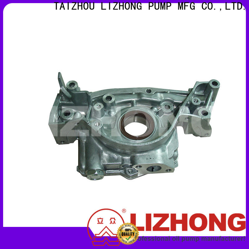 LIZHONG oil pump types promotion for off-road vehicle