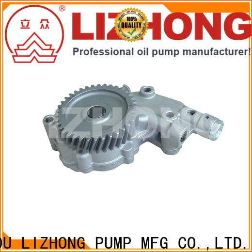 LIZHONG gear oil pumps wholesale for off-road vehicle