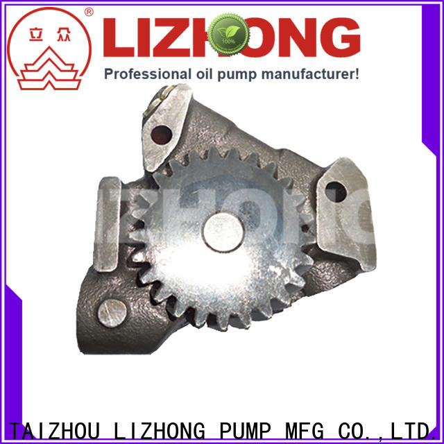 LIZHONG high quality engine oil pump online