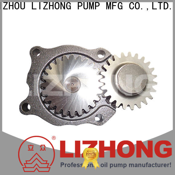 practical oil pump types manufacturer for off-road vehicle