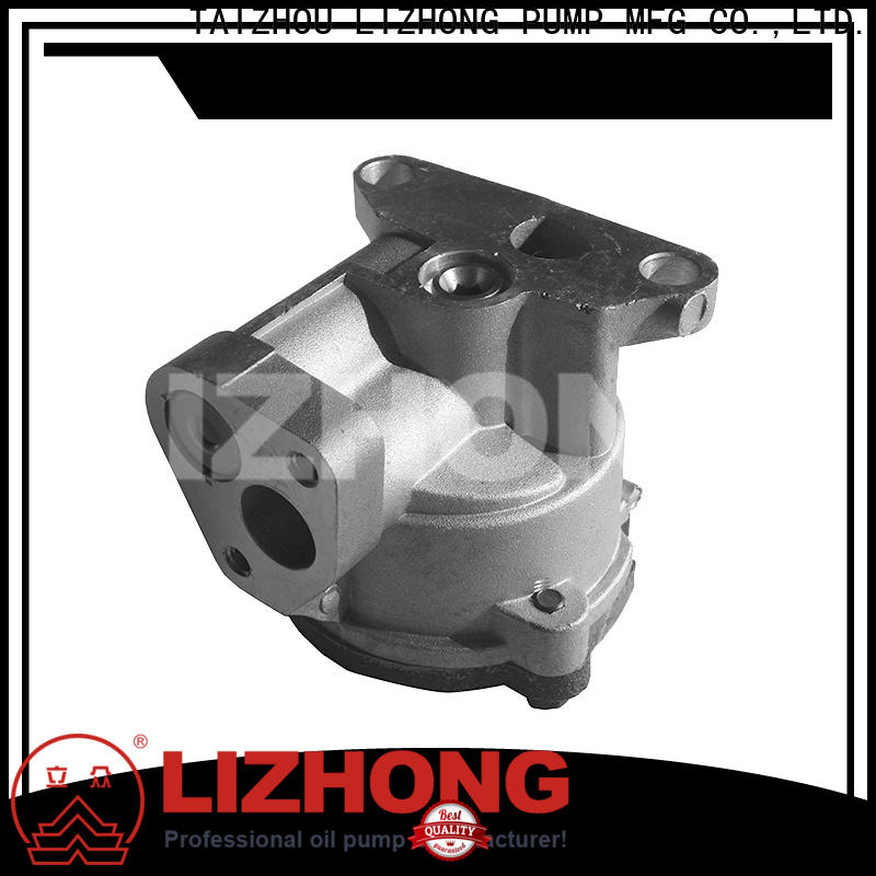LIZHONG car engine oil pump at discount for vehicle