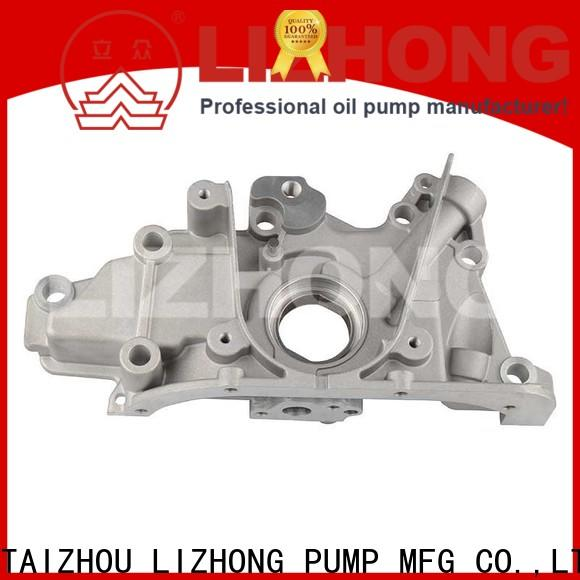 LIZHONG good quality oil pump manufacturers at discount for trunk