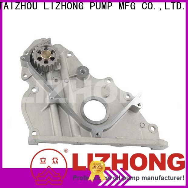 LIZHONG long lasting gear type oil pump at discount