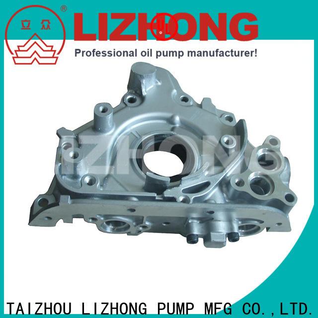 LIZHONG durable car engine oil pump supplier