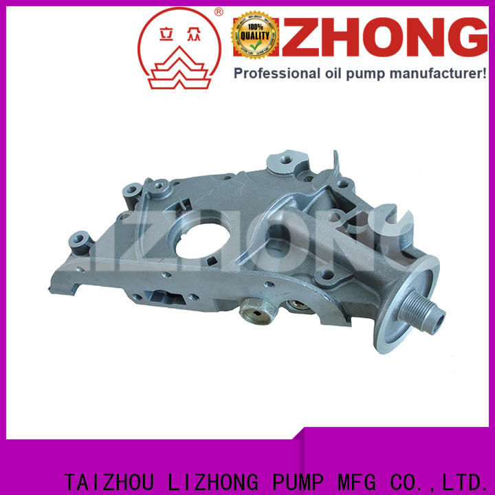 LIZHONG oil pump price at discount for trunk
