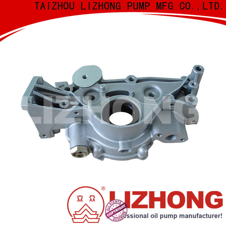 LIZHONG good quality rotor type oil pump at discount for car