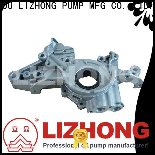 LIZHONG professional engine oil pump supplier for car