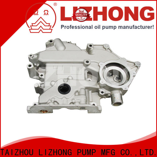 good quality gear type oil pump supplier for car