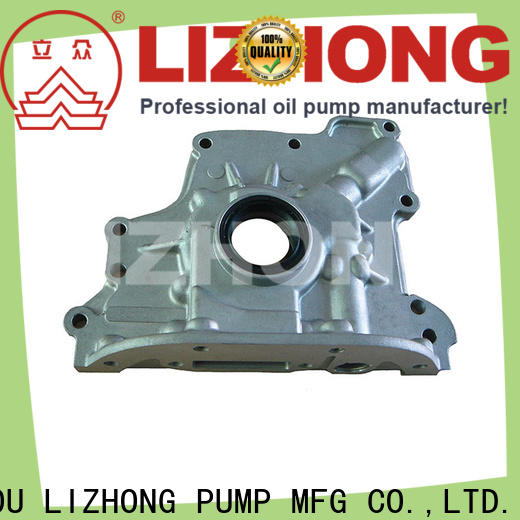 LIZHONG good quality oil pump company promotion for off-road vehicle