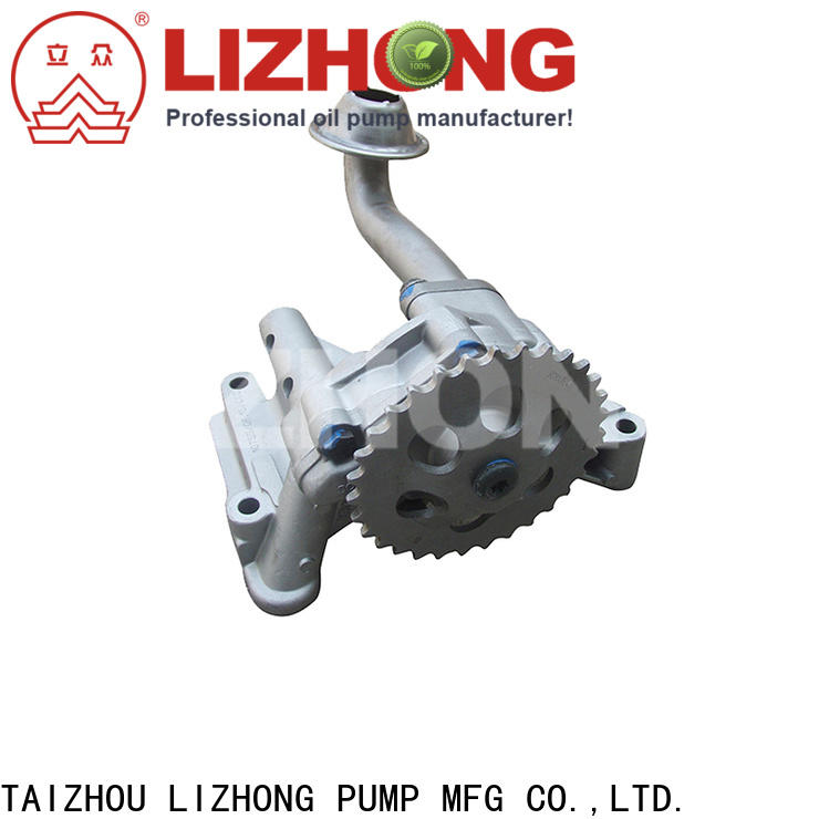 LIZHONG car oil pumps supplier for off-road vehicle