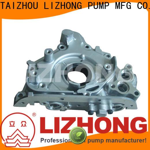 LIZHONG oil pumps supplier for trunk