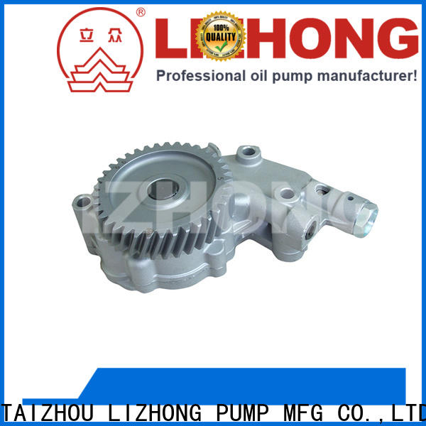 LIZHONG long lasting rotor type oil pump wholesale for off-road vehicle