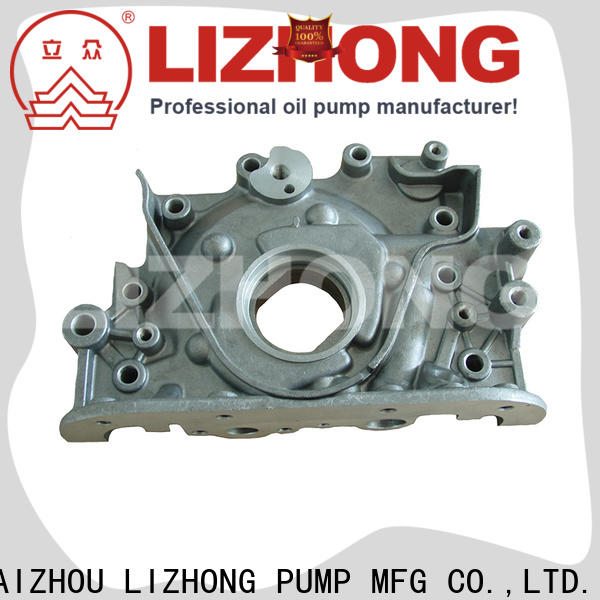LIZHONG car engine oil pump supplier for vehicle