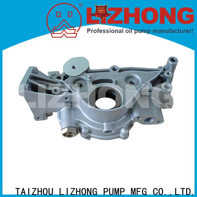 LIZHONG oil pump manufacturer at discount for car
