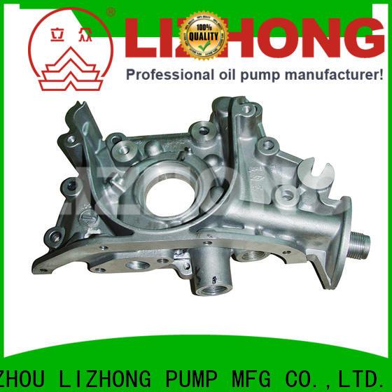 LIZHONG rotor oil pump supplier for trunk
