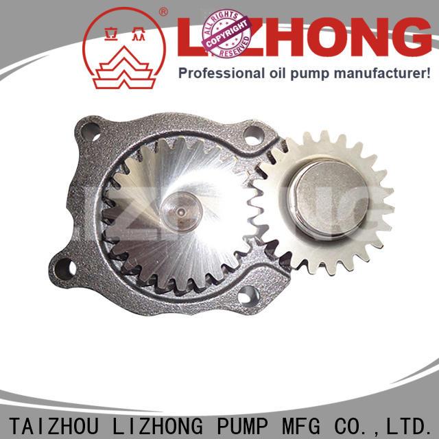 LIZHONG oil pumps manufacturers manufacturer for car