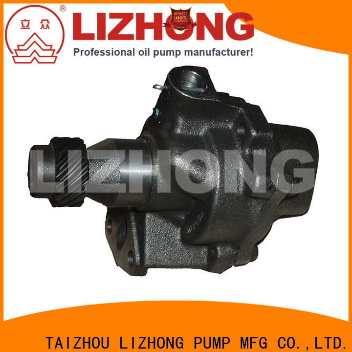 LIZHONG durable oil pump at discount for vehicle