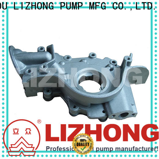 LIZHONG rotor type oil pump at discount for vehicle