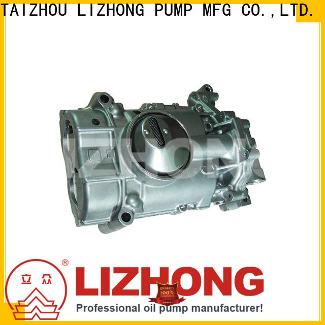 LIZHONG oil pump company supplier for car