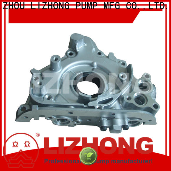 LIZHONG professional engine oil pump types at discount for trunk