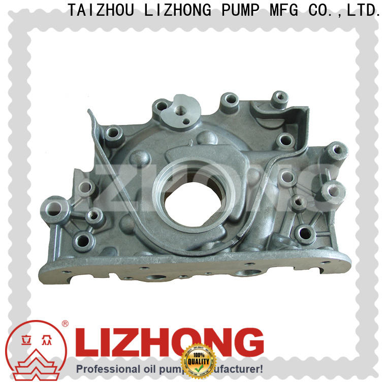 LIZHONG long lasting oil pump company promotion for off-road vehicle