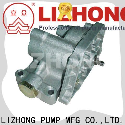 LIZHONG durable rotor type oil pump wholesale for off-road vehicle