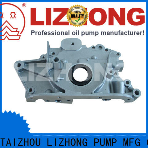 LIZHONG durable oil pump for car supplier for off-road vehicle