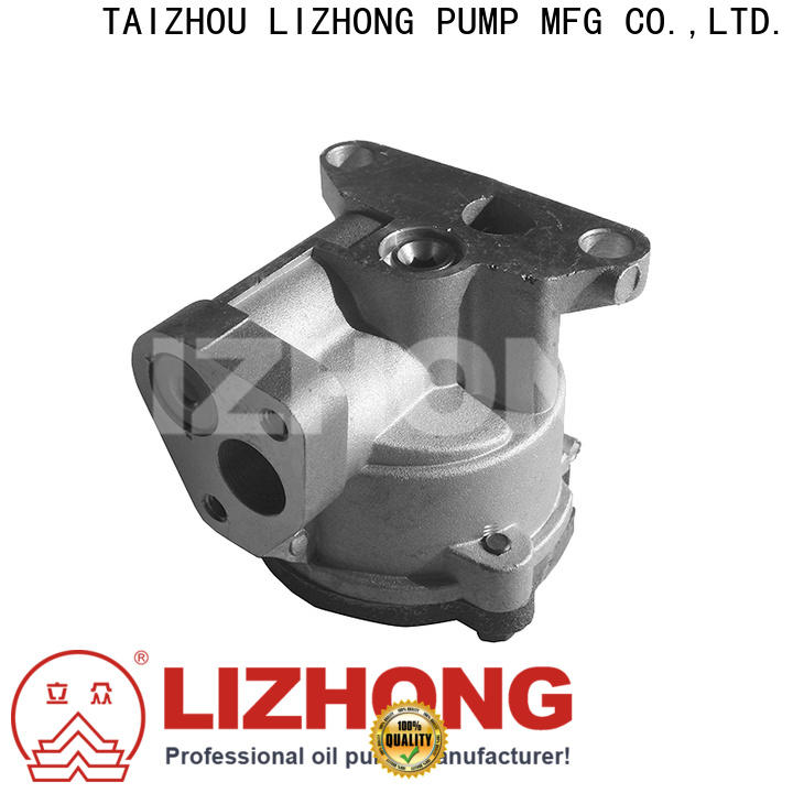 LIZHONG engine oil pump price wholesale
