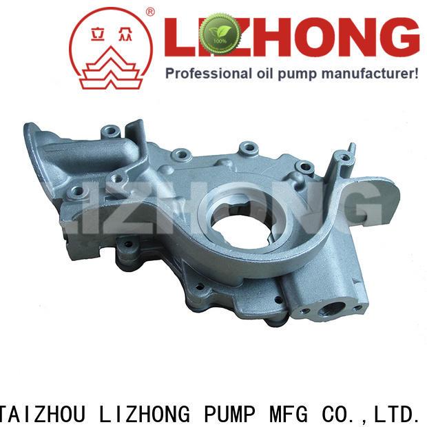 LIZHONG long lasting oil pump manufacturer at discount for car